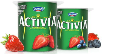 activia for protein farts