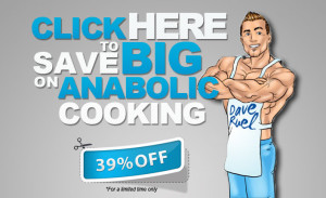 dave ruel anabolic cooking