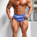 bodybuilding with huge legs