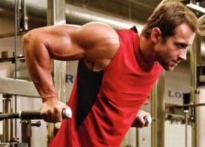 the die hard gym member