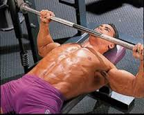 chest weight training