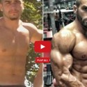 Lazar Angelov - Body Transformation