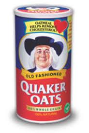 oatmeal quaker