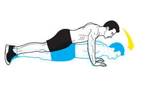 bodyweight push ups