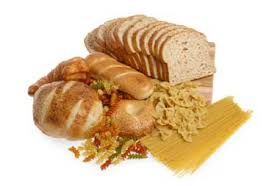 Pasta, Bread and Grains