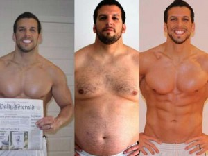 fat to fit drew manning