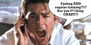 Intermittent fasting meme