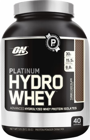 Hydrolyzed whey