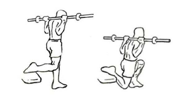 Lower body push