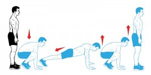 Squat Thrusts