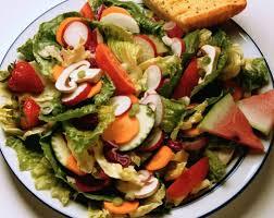 healthy food dish