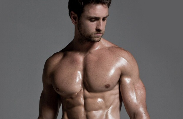 strong chest
