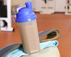 post-training shake